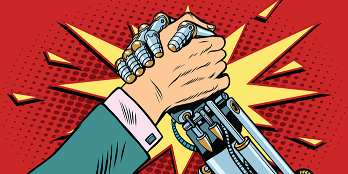 Robots Vs Zombies: More Meaningful Work Is Coming